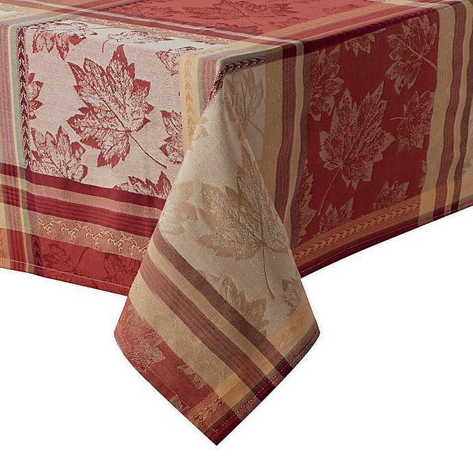 Alternate image 1 for Emerson Jacquard Table Linen Collection