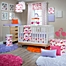Part of the Glenna Jean Lilly & Flo Crib Bedding Collection