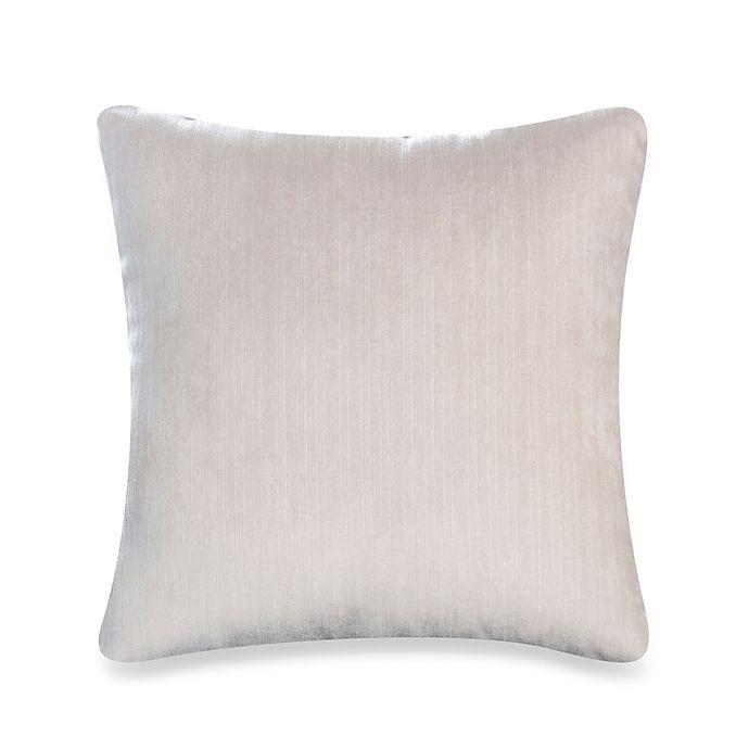 Alternate image 1 for Glenna Jean Lilly & Flo Velvet Throw Pillow in White