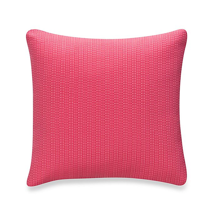 Alternate image 1 for Glenna Jean Lilly & Flo Throw Pillow in Pink
