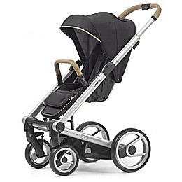 Mutsy Igo Reflect Cosmo Stroller in Silver/Black