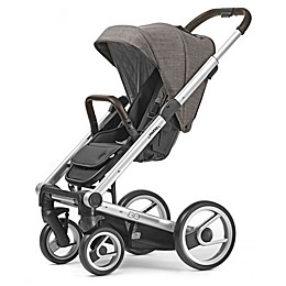 Mutsy Igo Farmer Stroller in Silver/Earth