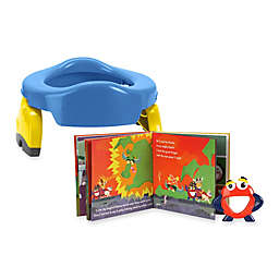 Mr. Petey Potette 2-in-1 Potty Training Kit in Blue