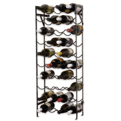 Oenophilia Alexander 40 Bottle Wine Rack Bed Bath Amp Beyond