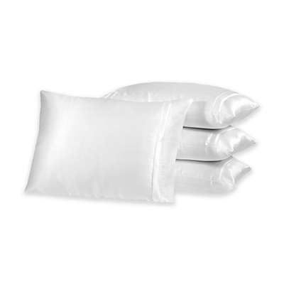 Rest and Renew Satin Pillow Protector