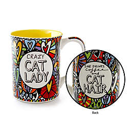 Our Name Is Mud® Cuppa Cat Lady Mug