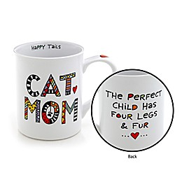 Our Name Is Mud® Cuppa Cat Mom Mug
