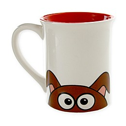 Our Name is Mud® Dog Face Mug