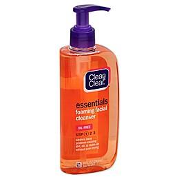 Johnson & Johnson® Clean and Clear® 8 fl. oz. Essentials Foaming Facial Cleanser