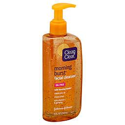 Johnson & Johnson® Clean and Clear® Morning Burst® 8 fl. oz. Facial Cleanser
