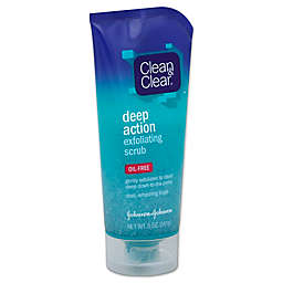 Clean and Clear® 5 oz. Deep Action Oil Free Exfoliating Scrub