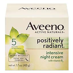 Aveeno® Positively Radiant® 1.7 oz. Night Cream