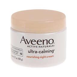 Aveeno® Ultra-Calming® 1.7 oz. Nourishing Night Cream