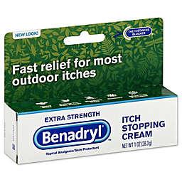 Benadryl® 1 oz. Itch Stopping Cream in Extra Strength
