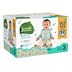 Seventh Generation™ 93-Count Size 3 Free & Clear Diapers
