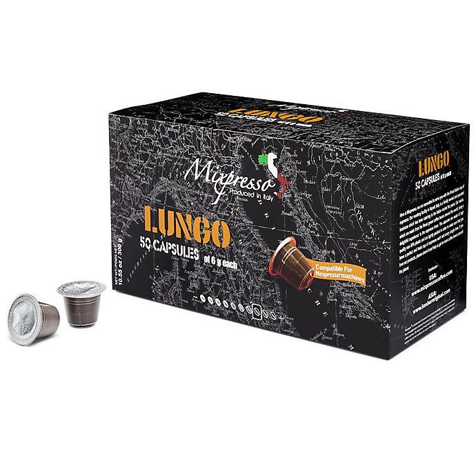 Mixpresso 50-Count Lungo Arabica Nespresso® Compatible ...