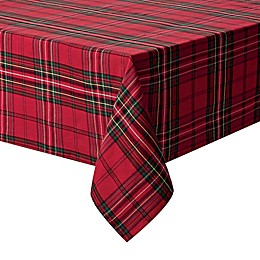 Bee & Willow™ Home Festive Plaid Linen Collection