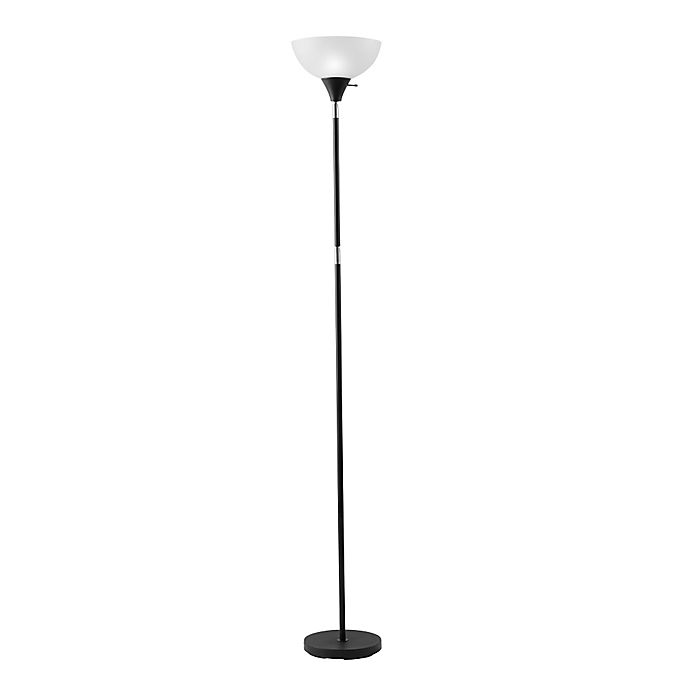Alternate image 1 for Equip Your Space Articulating Floor Lamp with CFL Bulb