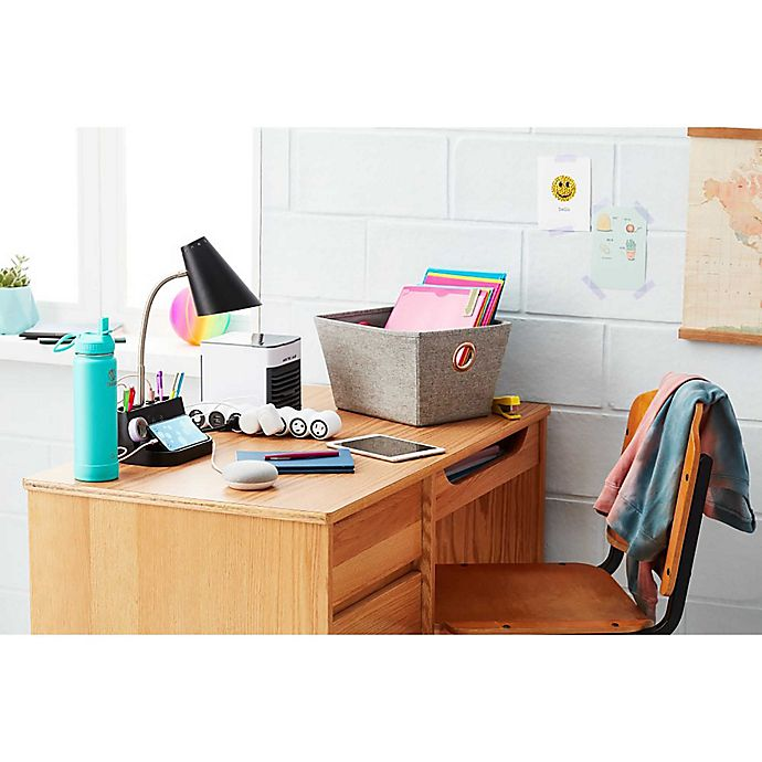 Alternate image 1 for Dorm Desk Study Station