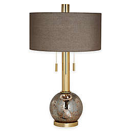 Pacific Coast® Lighting Empress Table Lamp in Gold