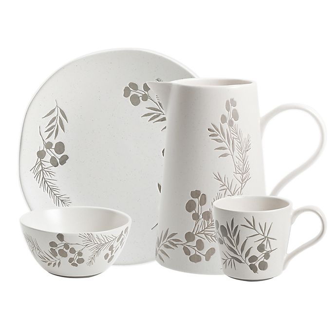 Alternate image 1 for Bee & Willow™ Home Prescott Dinnerware Collection