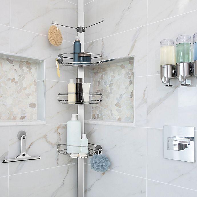 Alternate image 1 for Shower Organization Bundle