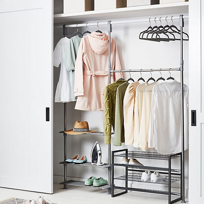 Alternate image 1 for Small Space Closet Bundle
