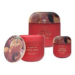 Heirloom Home Pumpkin Apple Crisp Candle Collection