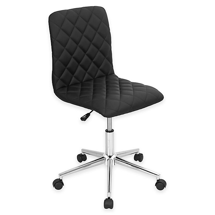Alternate image 1 for LumiSource Caviar Office Chair