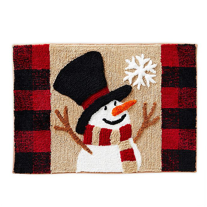 Alternate image 1 for SKL Home Winter Snow Friends Bath Towel and Accessories Collection