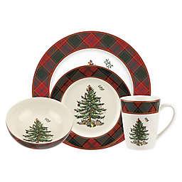 Spode® Christmas Tree Tartan Dinnerware Collection