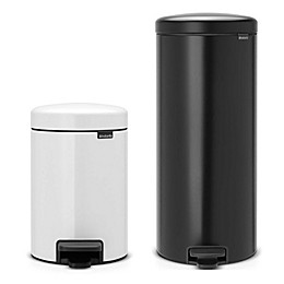 Brabantia® newIcon Step-On Trash Can Collection
