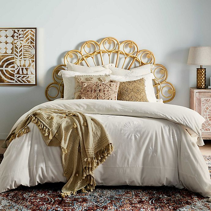 Alternate image 1 for Global Caravan™ Agra Bedding Collection