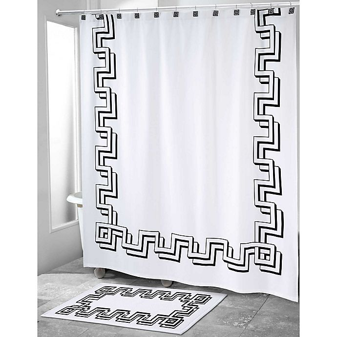 Alternate image 1 for Now House by Jonathan Adler Gramercy Shower Curtain Collection