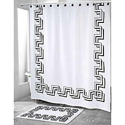 Now House by Jonathan Adler Gramercy Shower Curtain Collection