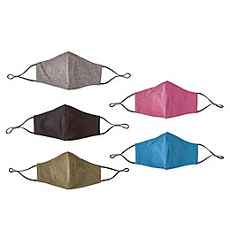 London Luxury® Adult Fabric Face Mask Collection