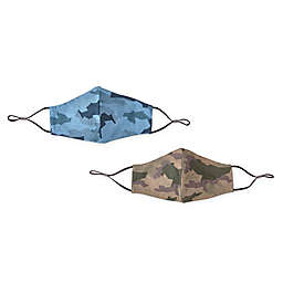 London Luxury® Adult Fabric Face Mask Collection in Camouflage
