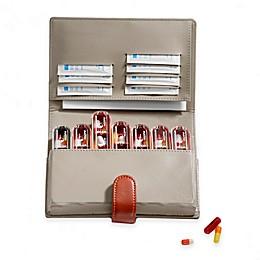 Pilbox® Smart Pill Organizer Wallet
