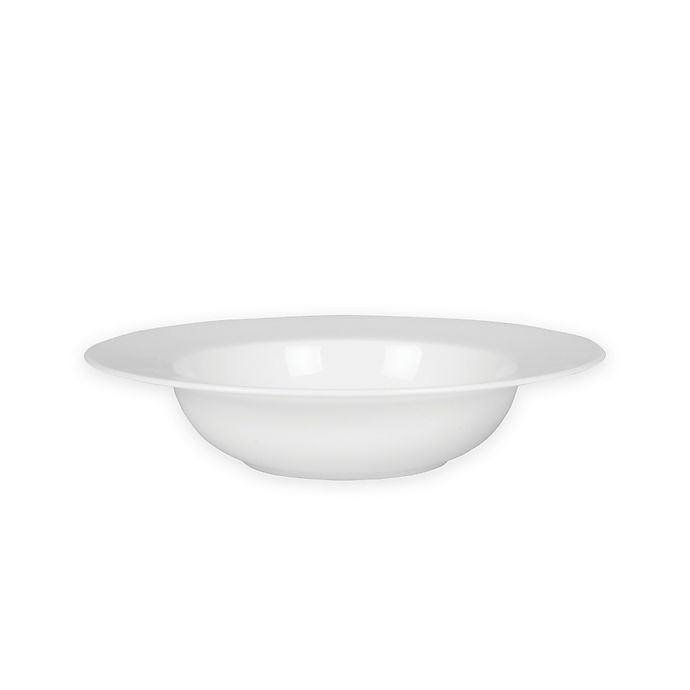 Alternate image 1 for Nevaeh White® by Fitz and Floyd® Rim Soup/Cereal Bowl