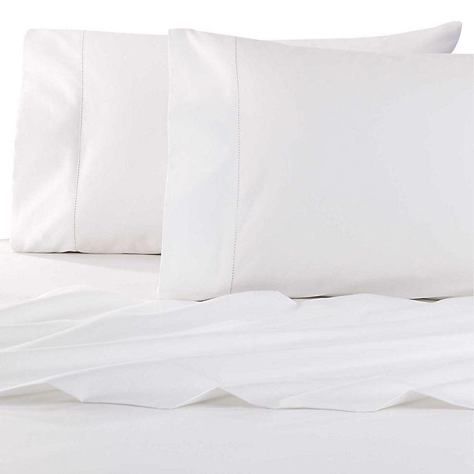 Alternate image 1 for Wamsutta® Dream Zone® 750-Thread-Count PimaCott® Sheet Collection in White