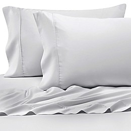 Pure Beech® 400-Thread-Count Modal® Sateen Sheet Collection in White