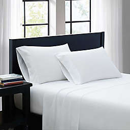 SALT™ Microfiber Sheet Set in White