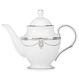 Marchesa by Lenox® Empire Pearl Teapot
