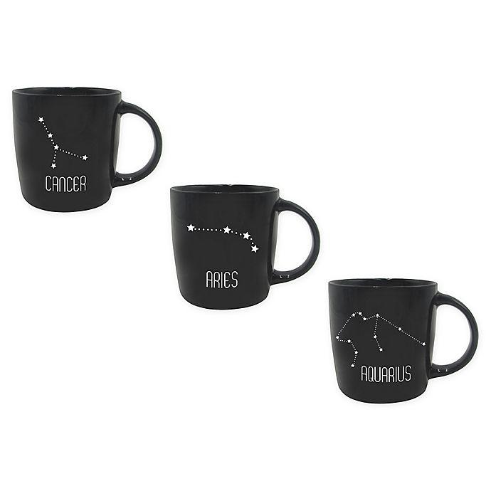 Alternate image 1 for Zodiac Coffee Mug Collection