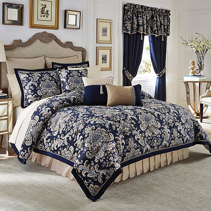 Croscill® Imperial Reversible Comforter Set