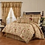 Part of the Waverly® Imperial Dress Reversible Comforter Set in Antique
