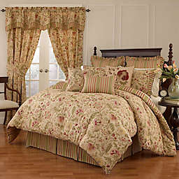 Waverly® Imperial Dress Reversible Comforter Set in Antique
