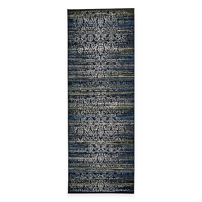 Feizy Caslon Fade Rug In Midnight Blue Bed Bath Amp Beyond