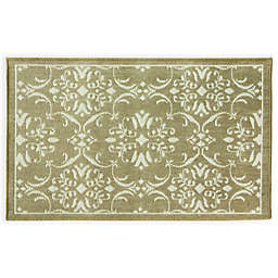 Bacova Woven Terra Renaissance 1-Foot 8-Inch x 2-Foot 9-Inch Accent Rug in Brown/Ivory
