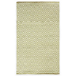 Bacova Tiger Eye Indoor/Outdoor Accent Rug in Natural